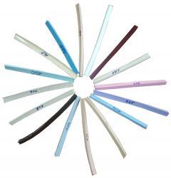 Заглушка для багета Т-образная цветная
